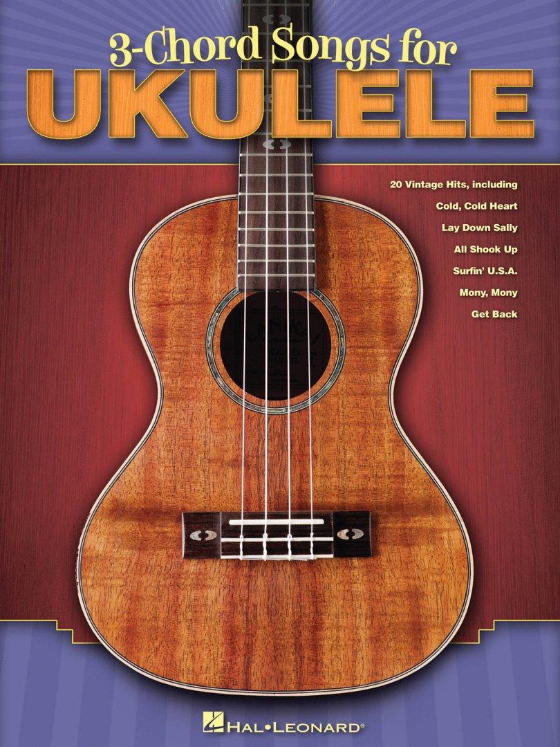 3 Chord Songs For Ukulele
