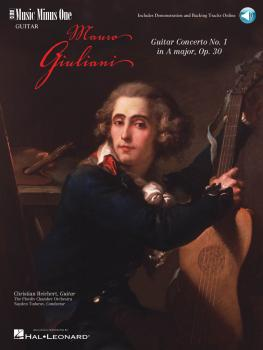 Giuliani - Guitar Concerto No. 1 in A Major, Op. 30 (2-CD Set) (HL-00400065)