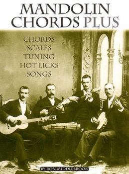 Mandolin Chords Plus (HL-00000040)