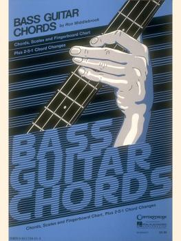 Bass Guitar Chords (HL-00000073)