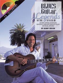 Blues Guitar Legends (HL-00000181)