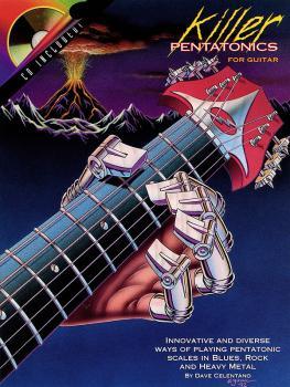 Killer Pentatonics for Guitar (HL-00000285)