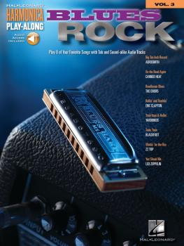 Blues/Rock: Harmonica Play-Along Volume 3 (HL-00000481)