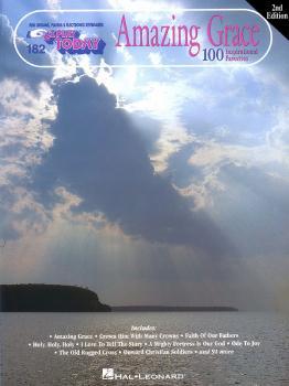 Amazing Grace - 2nd Edition: E-Z Play Today Volume 182 (HL-00001246)