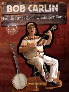 Bob Carlin - Fiddle Tunes for Clawhammer Banjo (HL-00001327)