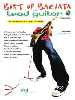 Best of Bachata for Lead Guitar (HL-00001446)