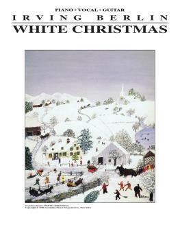 White Christmas (Piano/Vocal/Guitar) (HL-00005256)