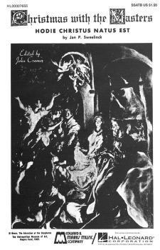 Hodie Christus natus est (HL-00007655)