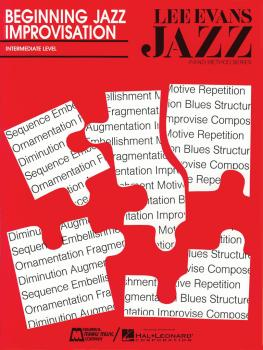 Beginning Jazz Improvisation (HL-00009022)
