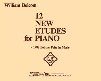 12 New Etudes for Piano (Piano Solo) (HL-00009221)