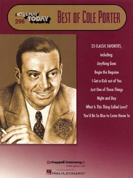 Best of Cole Porter: E-Z Play Today Volume 296 (HL-00100075)