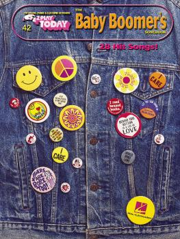 Baby Boomers Songbook: E-Z Play Today Volume 42 (HL-00100123)