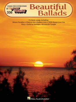 Beautiful Ballads: E-Z Play Today Volume 336 (HL-00100273)