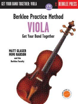 Berklee Practice Method: Viola (HL-00101383)