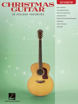 Christmas Guitar (Easy Guitar Tab) (HL-00101779)
