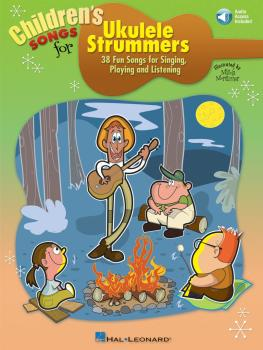 Children's Songs for Ukulele Strummers (HL-00101925)