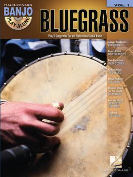 Bluegrass: Banjo Play-Along Volume 1 (HL-00102585)