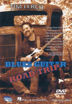 Blues Guitar Road Trip (HL-00102674)