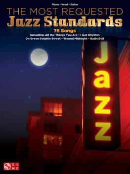 The Most Requested Jazz Standards (HL-00102988)