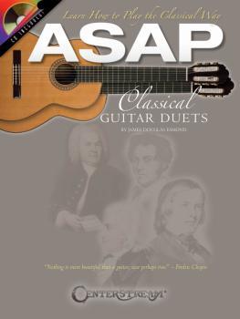ASAP Classical Guitar Duets (HL-00103849)