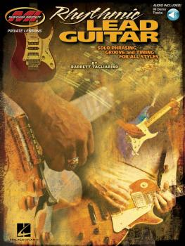 Rhythmic Lead Guitar - Solo Phrasing, Groove and Timing for All Styles (HL-00110263)