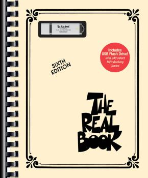 The Real Book - Volume 1: Book/USB Flash Drive Pack (HL-00110604)