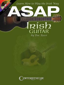 ASAP Irish Guitar: Learn How to Play the Irish Way (HL-00113683)