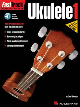 FastTrack Ukulele Method - Book 1 (HL-00114417)