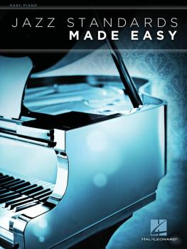 Jazz Standards Made Easy (HL-00114470)