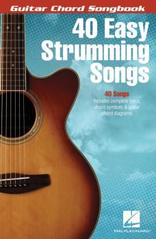 40 Easy Strumming Songs (HL-00115972)