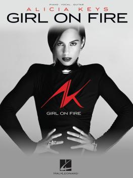 Alicia Keys - Girl on Fire (HL-00116285)
