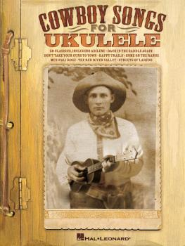 Cowboy Songs for Ukulele (HL-00118589)
