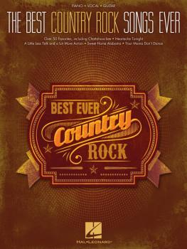 The Best Country Rock Songs Ever (HL-00118881)