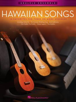 Hawaiian Songs (HL-00119254)