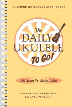 The Daily Ukulele: To Go! (Portable Edition) (HL-00119270)