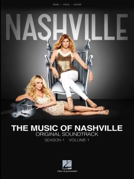 The Music of Nashville: Season 1, Volume 1 (HL-00119279)