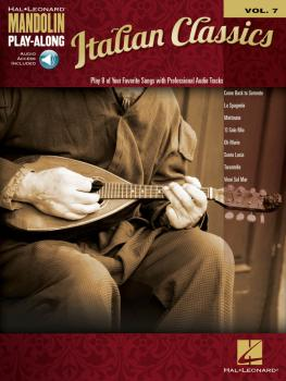 Italian Classics: Mandolin Play-Along Volume 7 (HL-00119368)