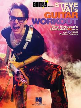Guitar World Presents Steve Vai's Guitar Workout (HL-00119643)