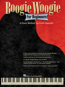 Boogie Woogie for Beginners (HL-00120517)