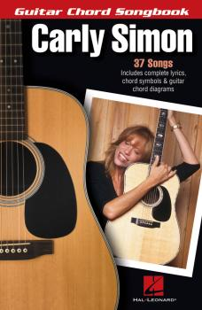 Carly Simon - Guitar Chord Songbook (HL-00121011)