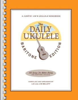 The Daily Ukulele - Baritone Edition (HL-00121280)