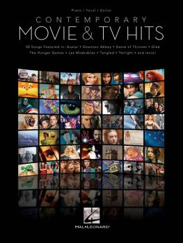 Contemporary Movie & TV Hits (HL-00121672)