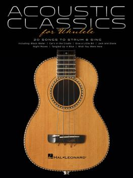 Acoustic Classics for Ukulele (HL-00122312)