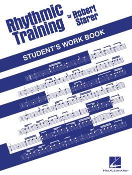 Rhythmic Training (Student's Workbook) (HL-00123559)