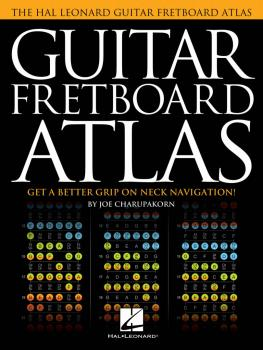 Guitar Fretboard Atlas: Get a Better Grip on Neck Navigation (HL-00124164)