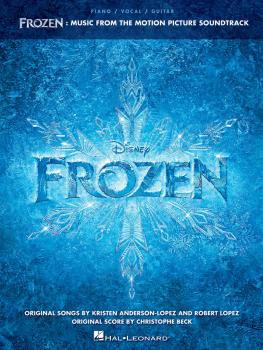 Frozen: Music from the Motion Picture Soundtrack (HL-00124307)