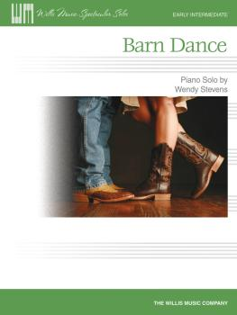 Barn Dance: Early Intermediate Level (HL-00124357)