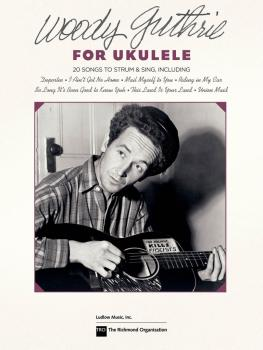 Woody Guthrie for Ukulele (HL-00124772)