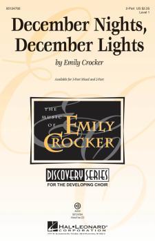 December Nights, December Lights (Discovery Level 1) (HL-00124792)