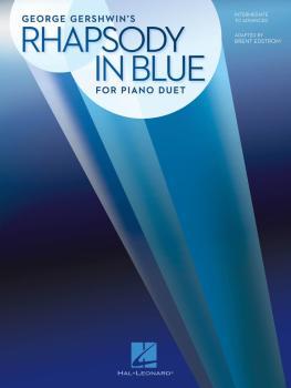 Rhapsody in Blue: Later Intermediate to Advanced Level (HL-00125150)